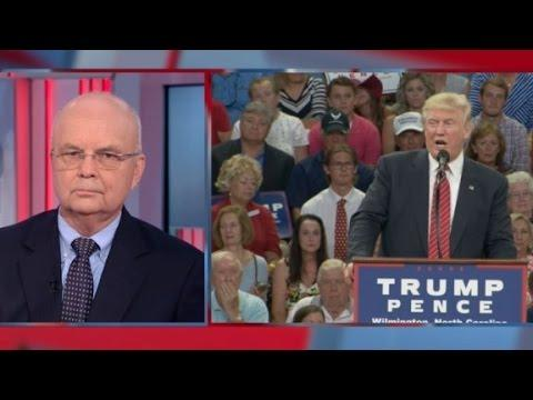 Hayden rips Trump's Second Amendment comment