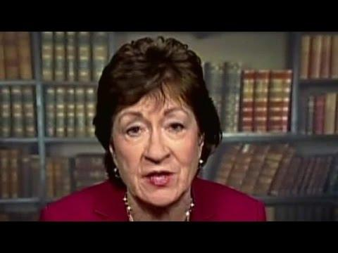 Sen. Susan Collins: Trump is antithetical to GOP values